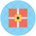 Gift Present Box Icon