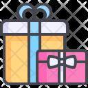 Gift Bonus Box Icon