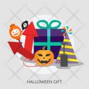 Gift Box Firework Icon