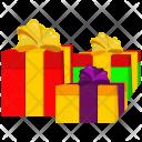 Gift Present Set Icon