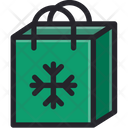 Gift Bag Paper Icon