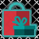 Shop Bag Box Icon