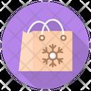 Bag Christmas Gift Icon