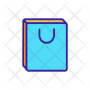Packaging Gift Box Icon