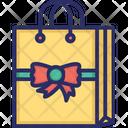 Gift Bag Shopping Bag Gift Icon
