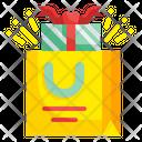 Gift Bag Bag Giftbox Icon
