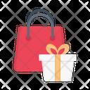 Bag Gift Wedding Icon
