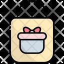 Gift Bag Icon