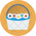Gift Basket Valentine Icon
