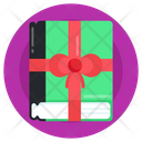 Gift Book Icon