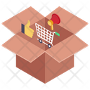 Box Gift Box Gift Container Icon