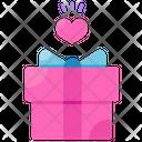 Gift Box Box Gift Icon