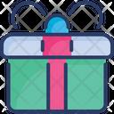 Box Gift Present Icon