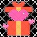 Love Present Gift Icon