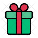 Gift Present Valentine Icon