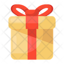 Gift Box Wrapped Box Surprise Icon
