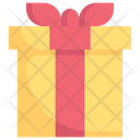 Online Shopping Gift Box Present Icon