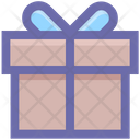 Gift Birthday Present Icon