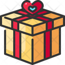 Box Gift Heart Icon
