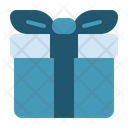 Gift Box Package Icon
