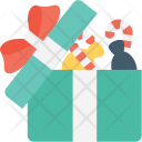 Giftbox Present Party Icon
