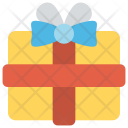 Gift Present Party Icon