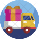 Gifts Gift Box Delivery Icon