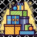 Gift Boxes Icon