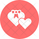 Gift Boxes Heart Gifts Heart Shaped Icon