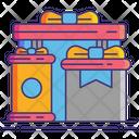 Gift Bundle Icon