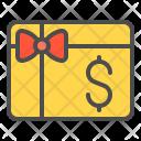 Card Cash Voucher Icon