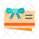 Gift Card Voucher Card Card Icon