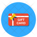 Gift Card Invitation Card Party Card Icon