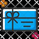 Gift Card Christmas Card Card Icon