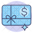 Card Voucher Coupon Icon