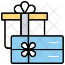 Gift Pack Wrap Icon