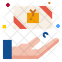Gift Coupon Card Icon