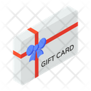 Gift Card Gift Certificate Gift Coupon Icon