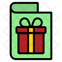 Card Gift Birthday Icon