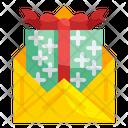 Gift Card Card Giftbox Icon