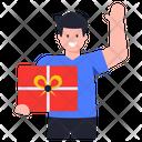 Shopping Voucher Gift Card Gift Voucher Icon