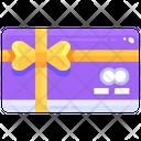 Gift Card Voucher Discount Icon