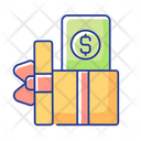 Gift Card Marketing Giveaway Icon