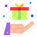 Gift Care Icon