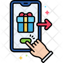 Gift Delivered Icon