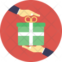 Packaging Gift Delivery Icon