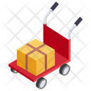 Delivery Gift Delivery Cargo Service Icon