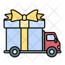 Delivery Gift Present Icon