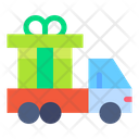 Gift Delivery Gift Cargo Icon