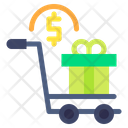 Gift Delivery Gift Shopping Gift Icon